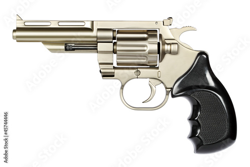 old revolver