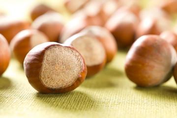 Hazelnuts (filbert)
