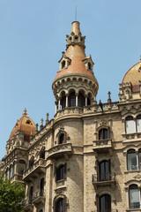 Casa Rocamora in Barcelona