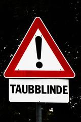 Taubblinde