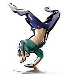 Break dance04