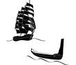 Vector boats - 45753699