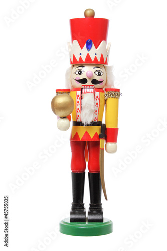 Christmas Nutcracker Ornament