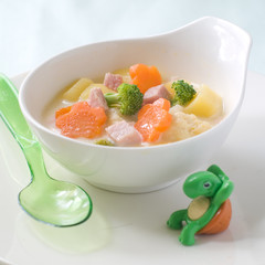 soup for baby