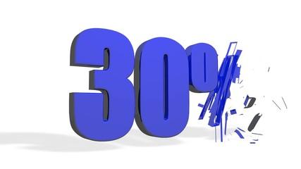 Sconti 30%