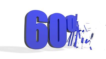 Sconti 60%