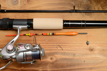 Objects for fishing
