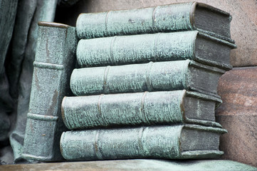 Bronze books