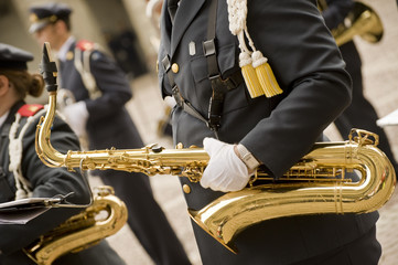 Military musician
