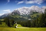 Hochkönig Bergmassiv bei Mühlbach