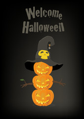 Welcome Halloween !