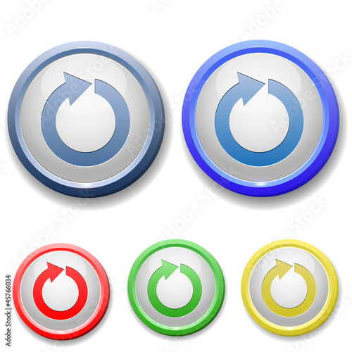 circle refresh icon