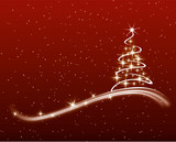 Fototapety Weihnachten Banner / Merry Christmas