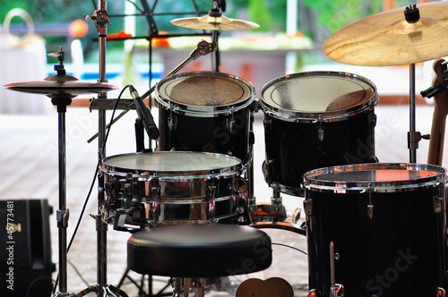 drums at party