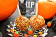 Halloween; Delicious Candied Apples