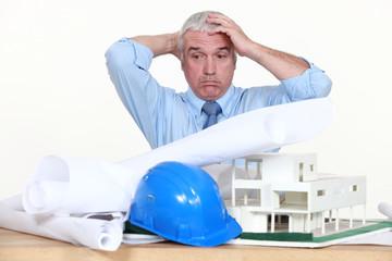 Architect desperate
