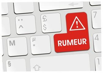 clavier rumeur
