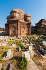 Budshah Tomb Srinagar Kashmir Graves Cemetary V