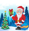 Santa Claus thematic image 5