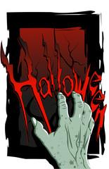 hand Halloween