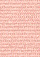 "Japanese pattern ""鹿の子絞り"""