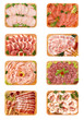 Collage di salumi - cold cuts