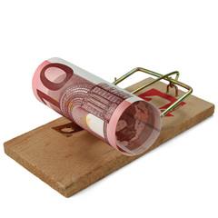 Mäusefalle mit 10 Euro