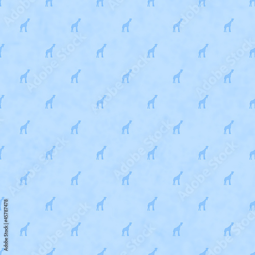 Pale blue Fabric Background