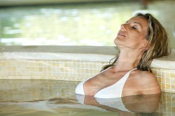 Relax in centro benessere