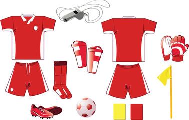 Complete Soccer set