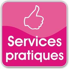 bouton services pratiques