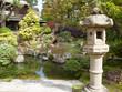 Jardin zen japonais à San Francisco