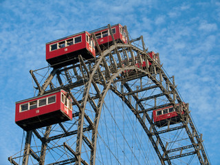 Giant Ferris Wheel Vienna