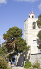 Mount Tabor - Greek Orthodox  Monastery ,Israel