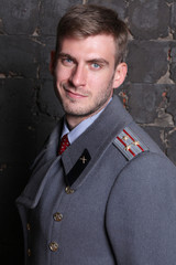 Russian military officer