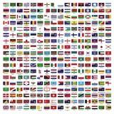 Fototapety Land ~ Länder ~ Welt ~ World ~ Fahnen ~ Flaggen - Megaset
