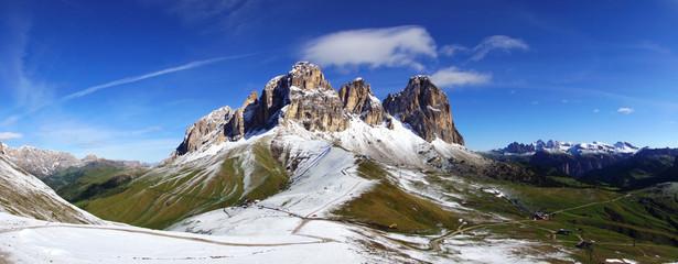 Sassolungo. Italy