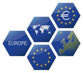Vector Iconset *** EU-Europe