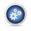gear web blue button