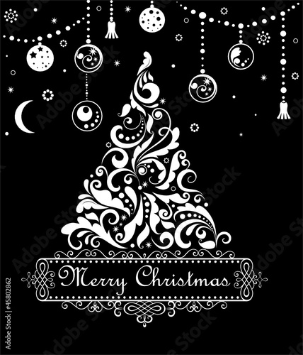 Xmas greeting card