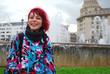 A redhead in Barcelona - 398