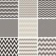 seamless zig zag patterns