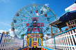 Coney Island's Wonder Wheel  - 45806407