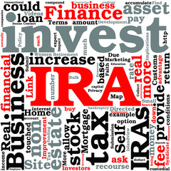 Retirement Implications for Self Directed IRA Investors Concept