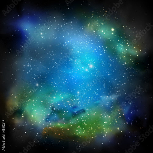 The Galaxy - 45812249
