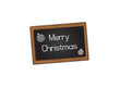 Blackboard   - Merry Christmas