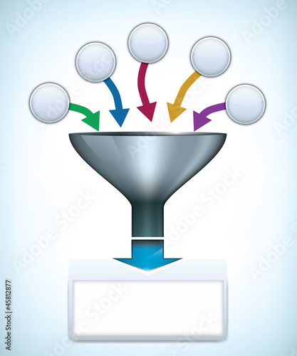 Funnel presentation template