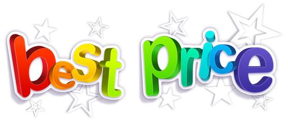 best price - stars