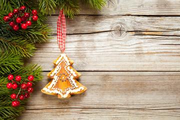 Weihnachtsbaum als Anhänger