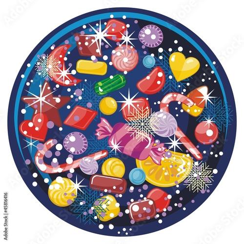 Candy Globe